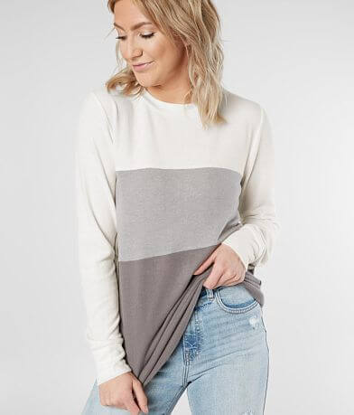 Daytrip Color Block Top
