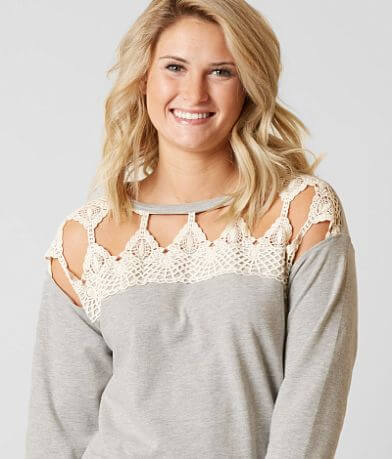 Daytrip Drop Shoulder Sweatshirt