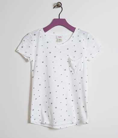 Girls - Daytrip Slub Fabric T-Shirt