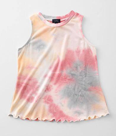 Girls - Daytrip Tie-Dye Tank Top