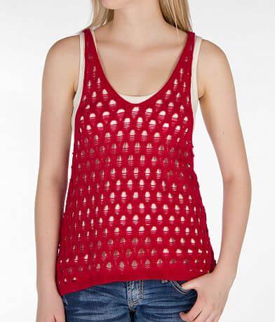 Daytrip Sweater Tank Top
