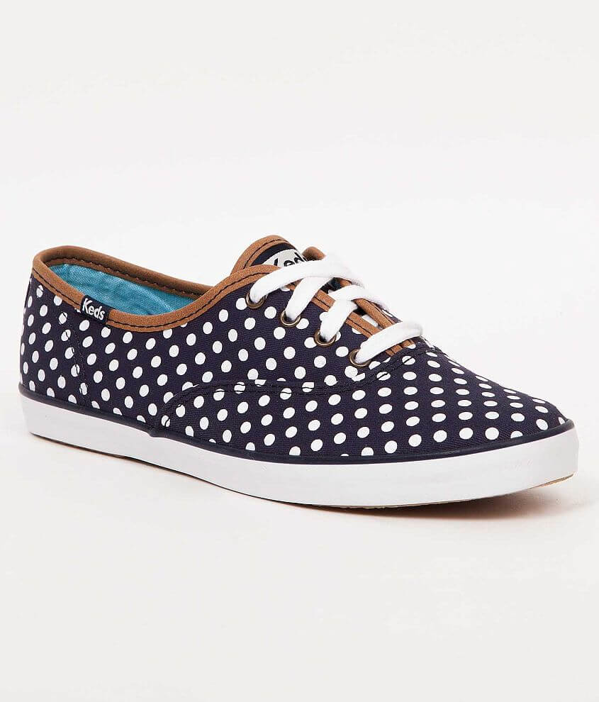 bbca664544b Keds Champion Dot Shoe - Women s Shoes in Navy