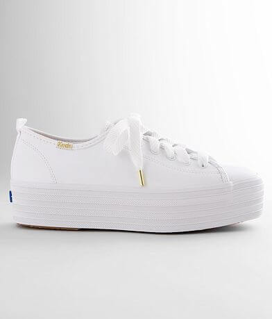 Keds® Triple Up Leather Platform Shoe