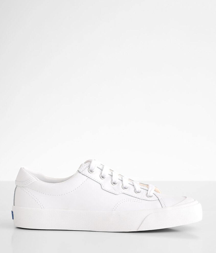 Keds® Crew Kick 75 Leather Sneaker front view