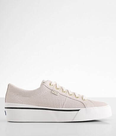 Keds® Jump Kick Perforated Leather Sneaker