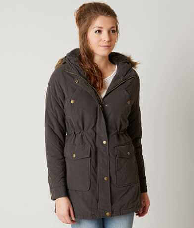 KC Collections Quilted Coat