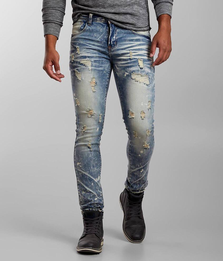 PREME Niagara Skinny Stretch Jean front view