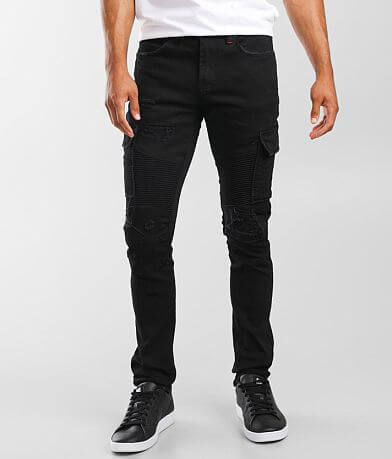 PREME Moto Cargo Skinny Stretch Jean
