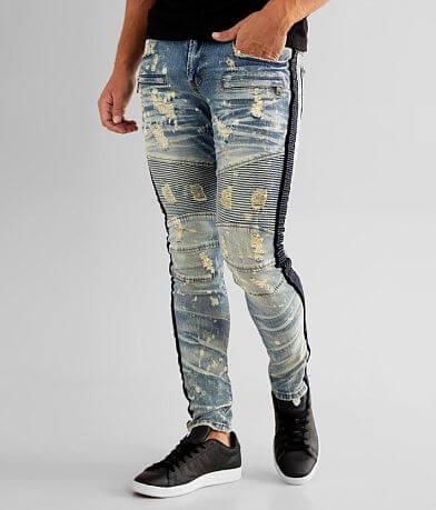PREME Niagara Moto Skinny Stretch Jean