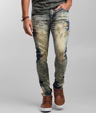 PREME Sahara Dust Skinny Stretch Jean