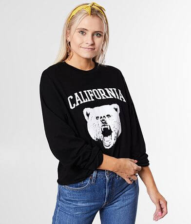 Modish Rebel California Bear T-Shirt