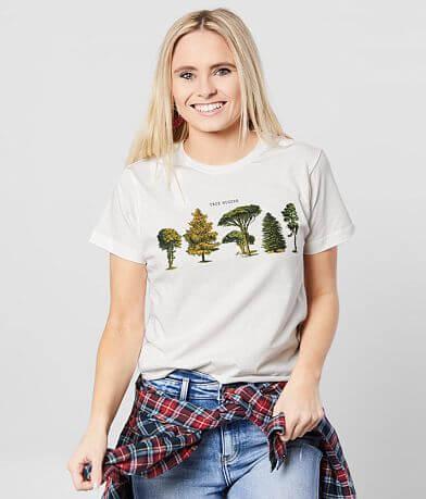 Modish Rebel Tree Hugger T-Shirt