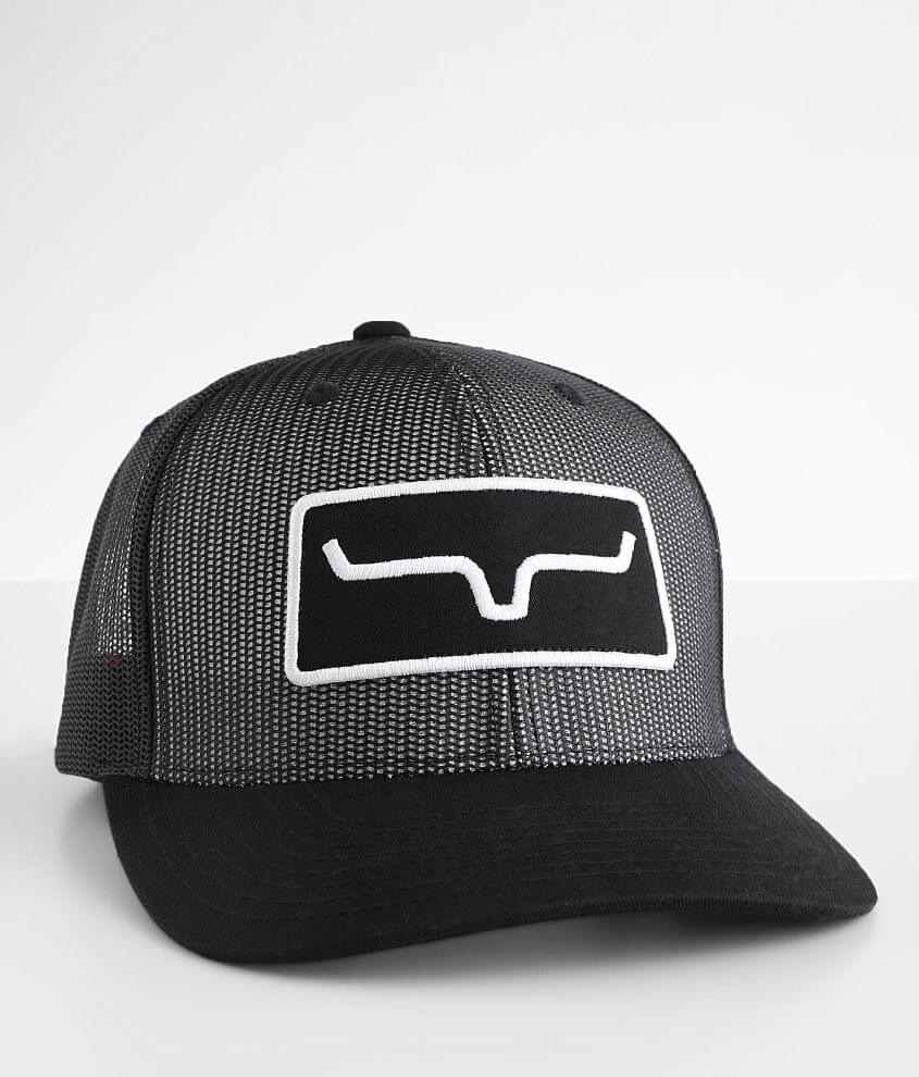 Kimes Ranch All Mesh Trucker Hat front view