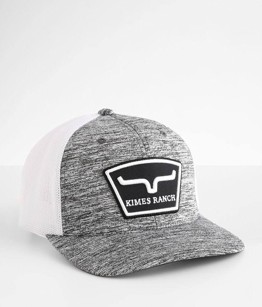 Kimes Ranch Hardball 110 Flexfit Trucker Hat front view
