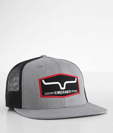 Kimes Ranch Replay Trucker Hat