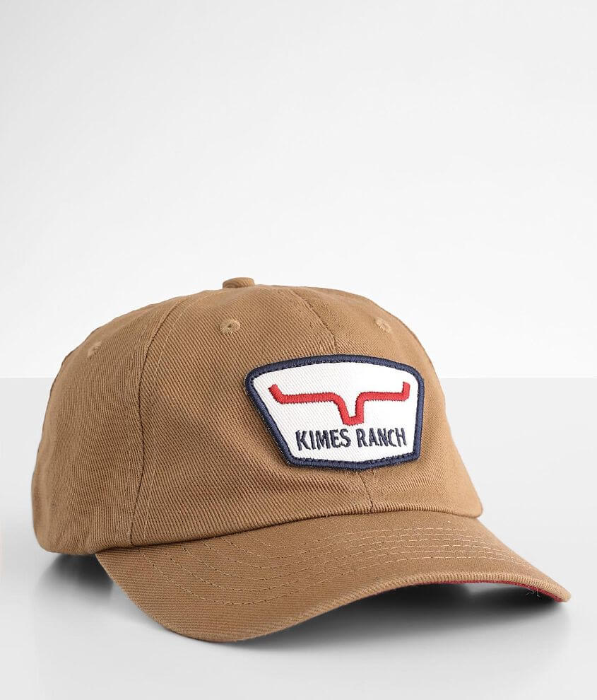 Kimes Ranch 24-Seven Hat front view