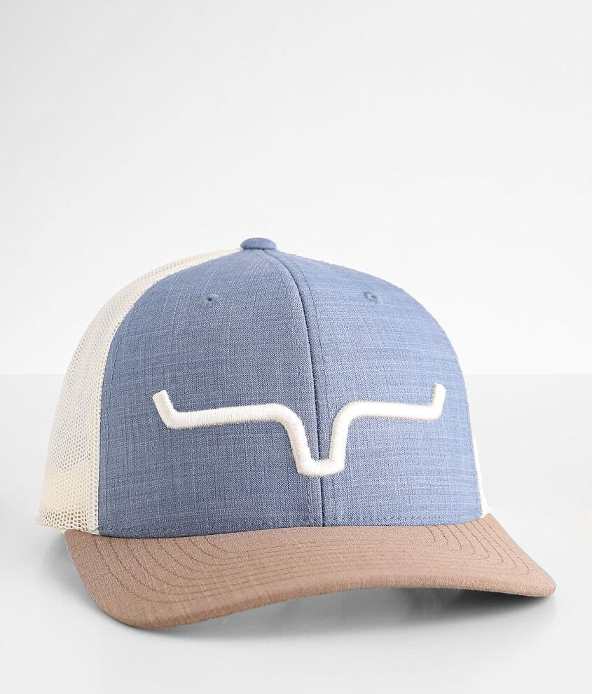 Kimes Ranch Upgrade Weekly Trucker Hat front view