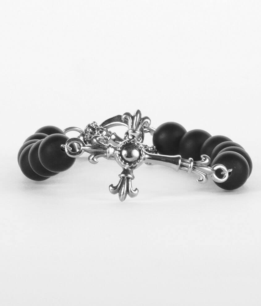 Chosen Cross Bracelet front view