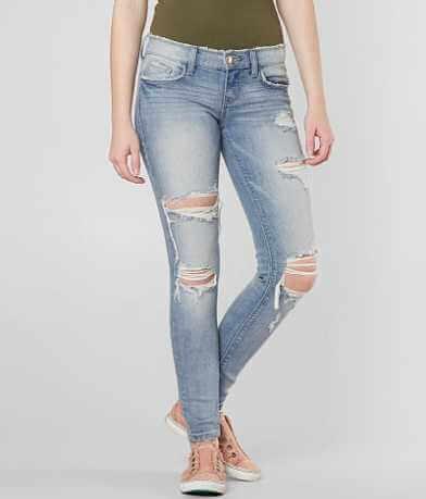 Daytrip Refined Gemini Ankle Skinny Stretch Jean