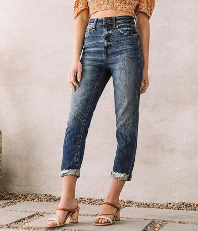 Willow & Root The Ultra High Rise Mom Jean
