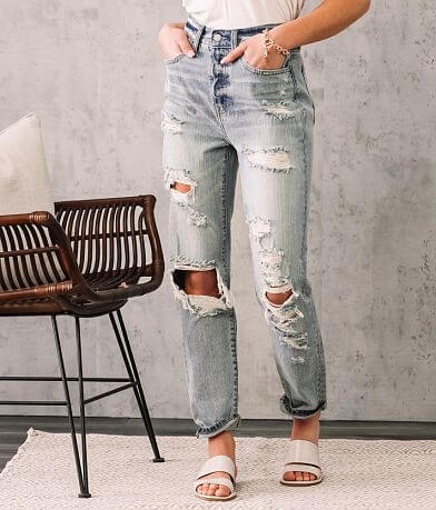 Willow & Root The Mom Fit Jean