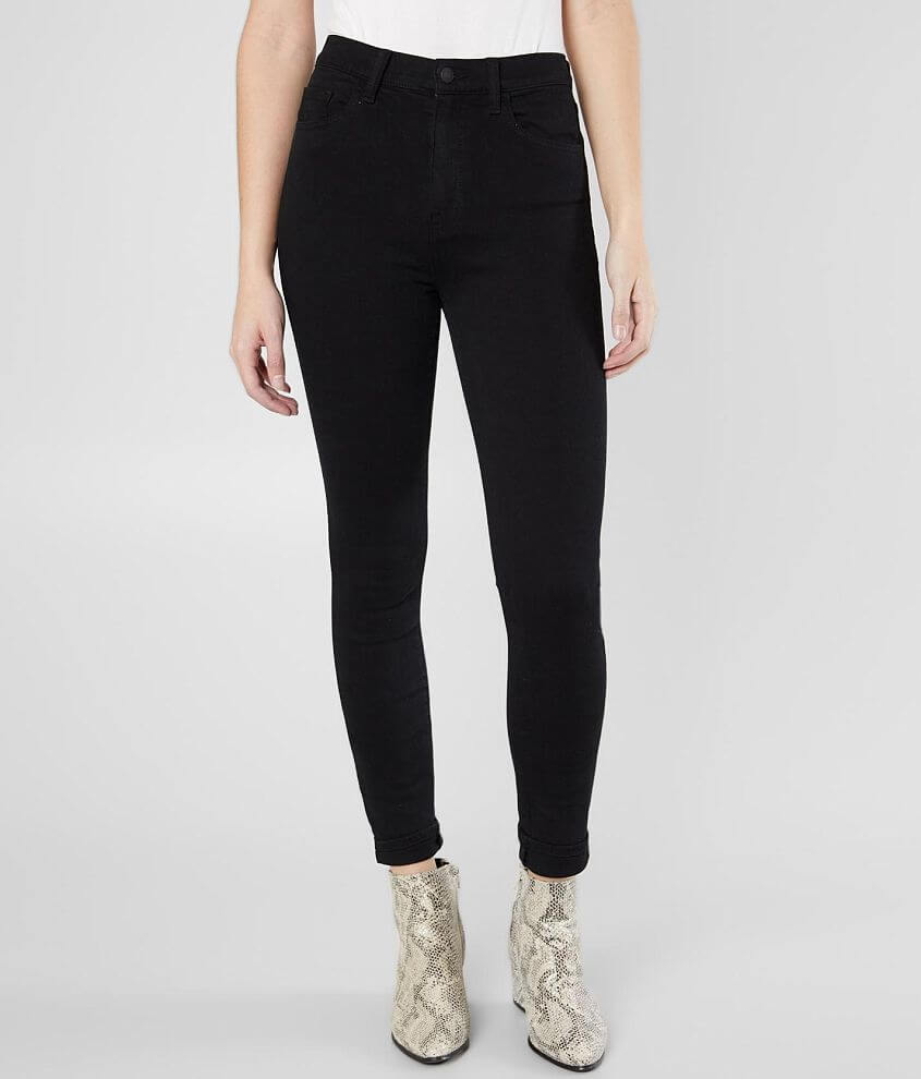 Willow & Root Ultra High Ankle Skinny Jean front view