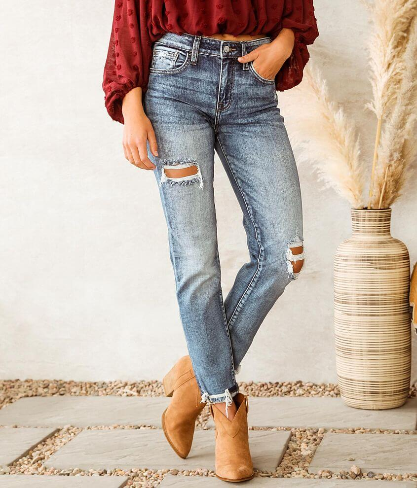 Willow & Root The Everyday Jean front view