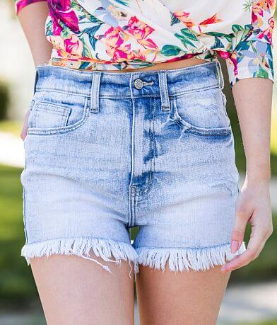 Willow & Root Ultra High Rise Stretch Short