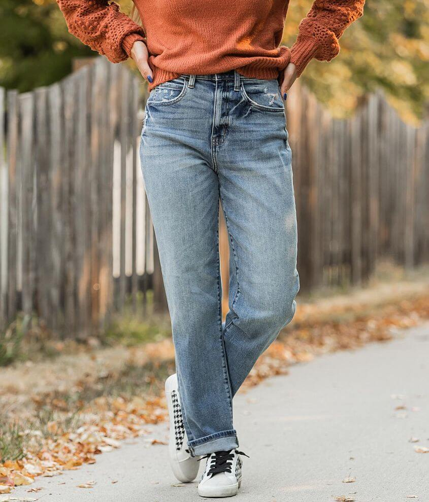 Willow & Root The Dad Stretch Jean front view