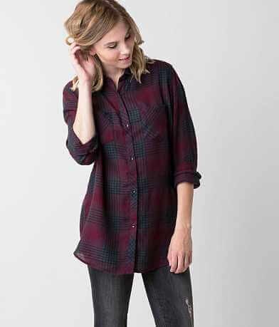 Knot Sisters Plaid Shirt