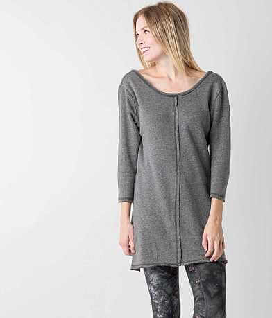 Knot Sisters French Terry Tunic Sweatshirt