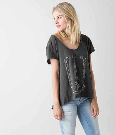Knot Sisters The Rose Top