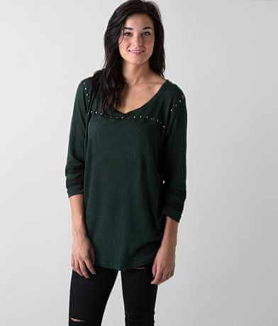 Knot Sisters Studded Top