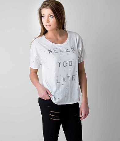 Knot Sisters Never Too Late T-Shirt