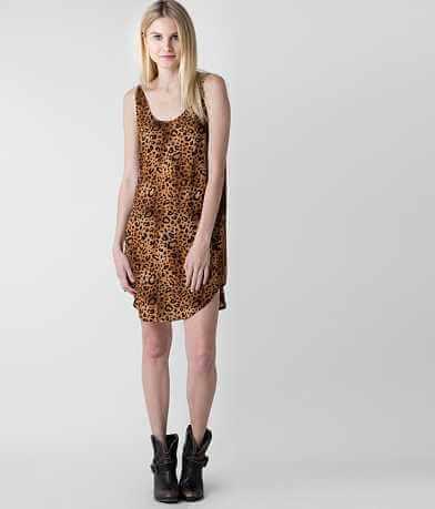 Knot Sisters Leopard Dress