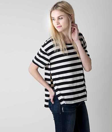 Knot Sisters Striped Top