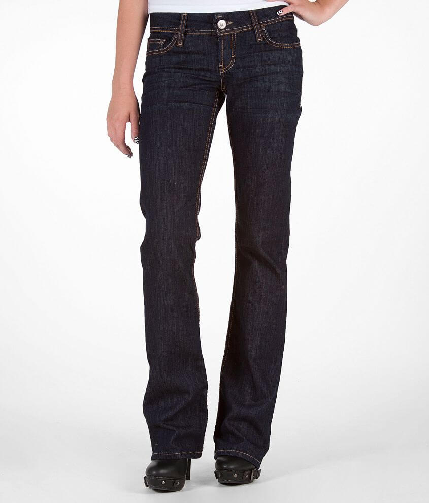 BKE Sabrina 16.5 Boot Stretch Jean front view