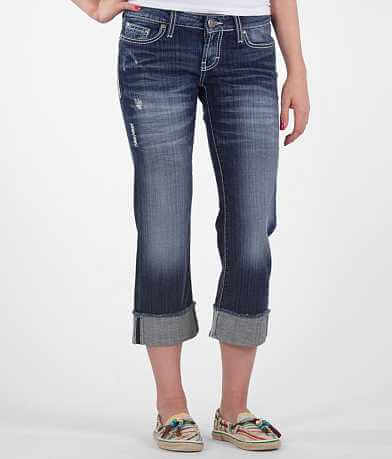 BKE Starlite Stretch Cropped Jean