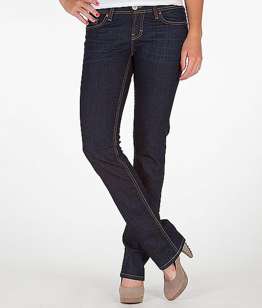 BKE Culture Straight Stretch Jean front view