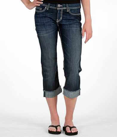 BKE Addison Stretch Cropped Jean