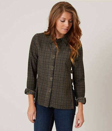 Gimmicks Plaid Shirt