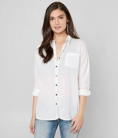 BKE Textured Shirt