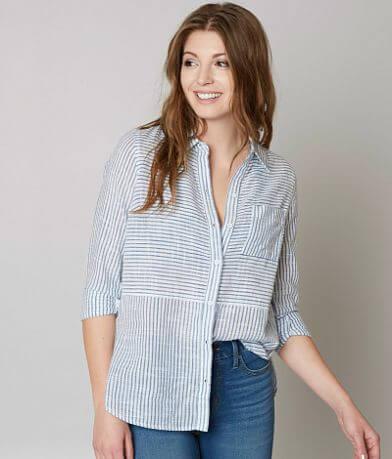 BKE Striped Shirt