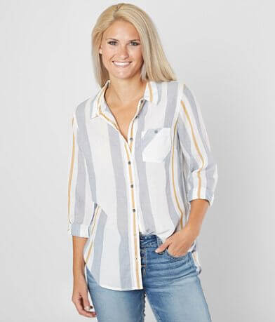 BKE Striped Blouse