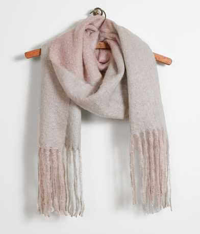 evelyn K Fringe Scarf