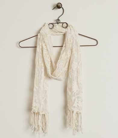 evelyn K Lace Scarf