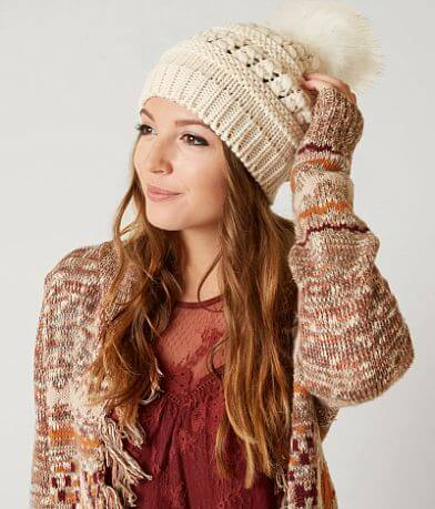 evelyn K Knit Beanie