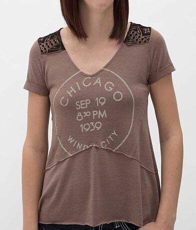 Scrapbook Chicago Windy City Top