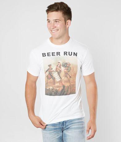 Riot Society Beer Run T-Shirt