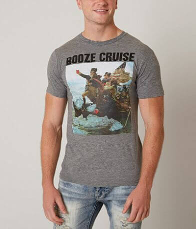 Riot Society Booze Cruise T-Shirt
